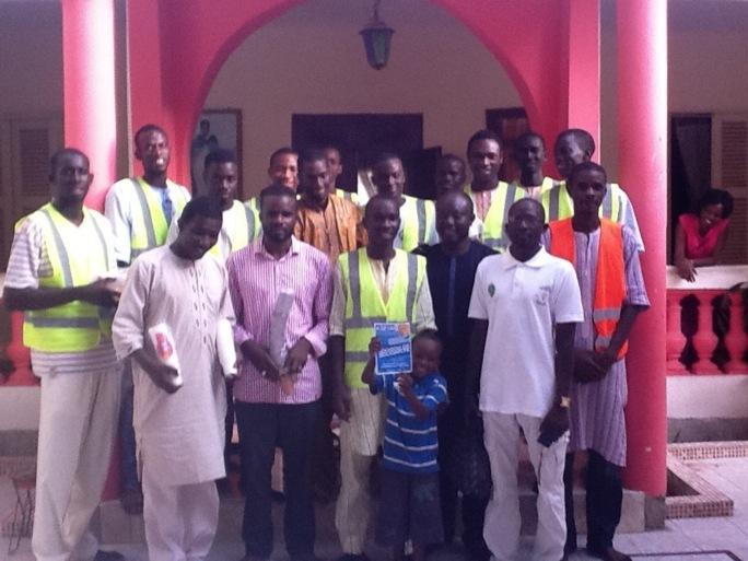 PHOTOS : Les images du Ndogou de Solidarité du Dahira Asfiyahi , Edition 2012