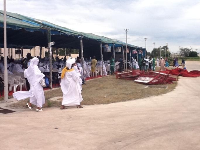 PHOTOS - DIRECT DU GRAND THEATRE : Vivez les Temps forts de la Conference de la Fondation Mame Fawade Wéllé