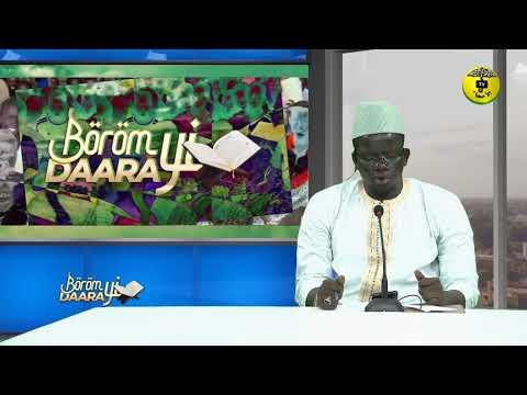 Borom Daarayi - Thème: Daaray Maodo du 19 août 2020 par Imam Mansour Seck