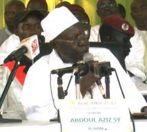 VIDEO ACHOURA 2012 : Serigne Abdoul Aziz Sy Al Amine (1ERE PARTIE)
