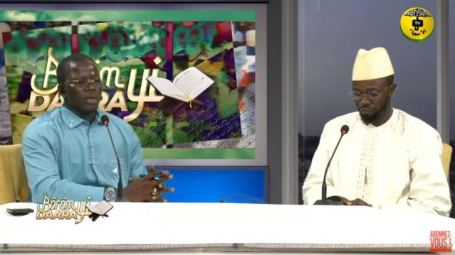 BOROM DAARA YI du 09 septembre 2020 Thème : Jaar Jaarou Daara yi Invité : Oustaz Mbacké Sylla