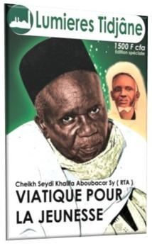 """Les Collections """"Lumières Tidjane"""" en collaboration avec Asfiyahi.org présentent la cérémonie de dédicace de son 1er numéro , consacré à Serigne Babacar Sy"""