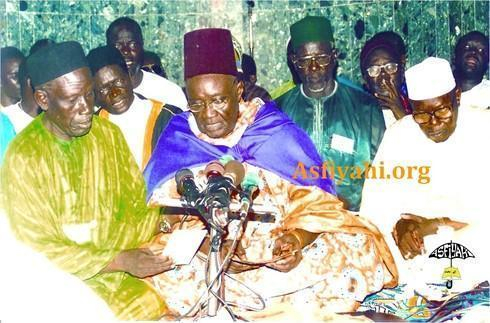 30ème Gamou annuel de Mbour ce Samedi 15 Decembre 2012 : La communauté musulmane rend hommage à Serigne Mansour Sy