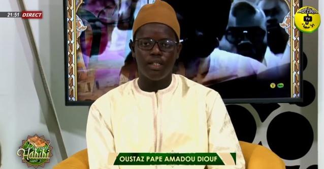 DAROUL HABIBI LE GRAND GAMOU DU 03 OCTOBRE 2020 INVITE: MODOU NDIAYE DJAMIL