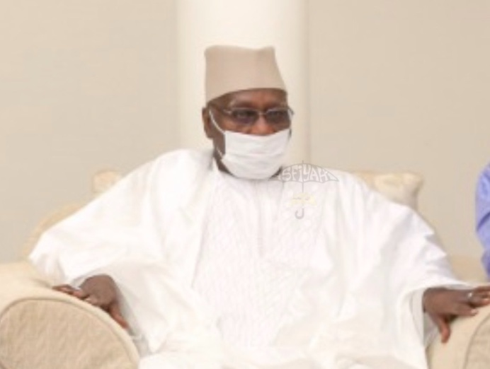 DÉCISION: Tivaouane n'organisera pas le Gamou 2020; Le Khalif renonce au rassemblement dans la ville sainte et invite les fidèles à célébrer le Gamou dans l'intimité Familiale