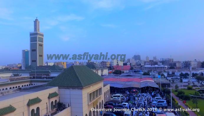 35éme Édition des Journées Cheikh Ahmed Tidiane Cherif (rta): Les 14 et 15 Novembre 2015 à la Grande Mosquée de Dakar