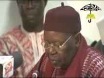 VIDEO CRD GAMOU 2013 : Serigne Abdoul Aziz Sy Al Amine se prononce sur