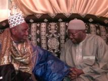 Ziarra Mame Thierno Mountaga Daha Cheikhou Omar Foutiyou Tall , les 11 et 12 Janvier 2013 à Louga
