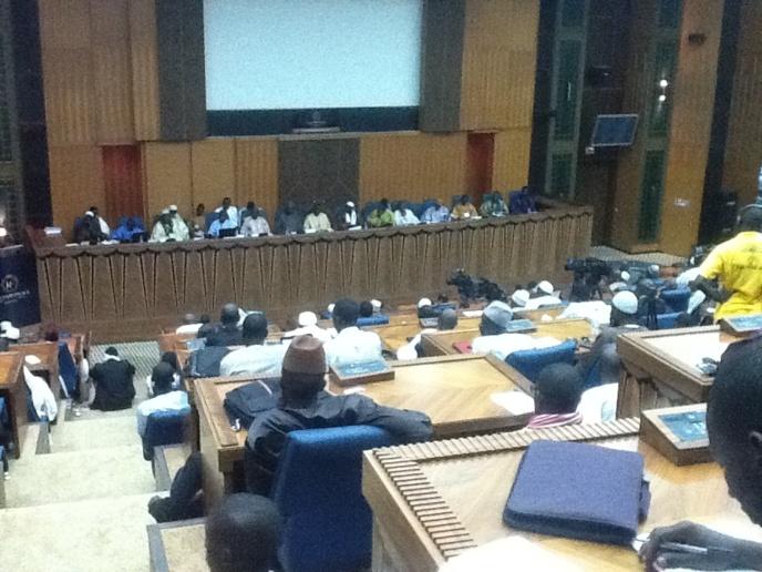 PHOTOS : En Direct du King Fahd Palace , Symposium du Mouloud 2013