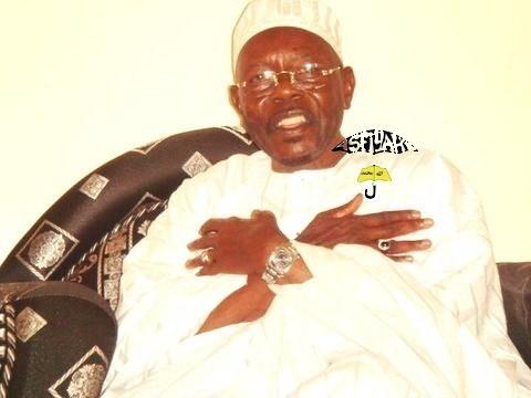 """CEREMONIE OFFICIELLE : """"Al Amine"""" préoccupé par la paix en Casamance et dans le monde"""