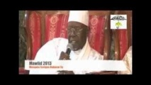VIDEO MAWLID 2013 - MOSQUEE SERIGNE BABACAR SY -  Serigne Abdoul Aziz Sy Al Amine (1ERE PARTIE)