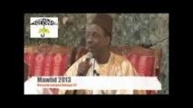 VIDEO MAWLID 2013 - MOSQUEE SERIGNE BABACAR SY -  Serigne Maodo SY Dabakh (3EME PARTIE)