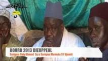 VIDEO - Bourd 2013 Dieuppeul : Serigne Sidy Ahmed Sy et Serigne Ahmada Sy Djamil