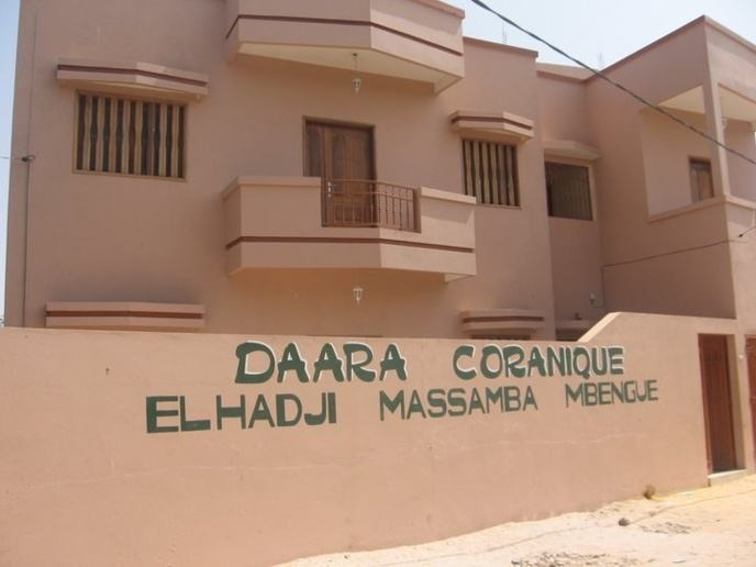 Journée du Saint Coran du Daara El Hadj Massamba Mbengue de Thies dédiée à Feu Borom Daara Yi , ce 23 Février à Sorano