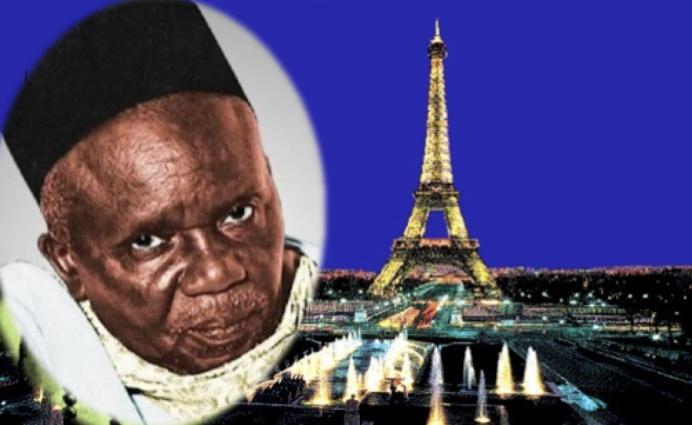 FRANCE : Gamou Hommage à Serigne Babacar Sy (rta) , Vendredi 2 Mai 2014 à Paris sous la présidence de Serigne Habib SY Mansour