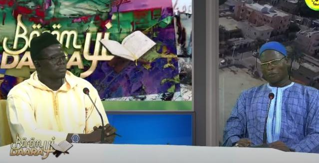 Borom Daara Yi par Imam Mansour Seck Thème: Méthodologie des écoles coraniques au Sénégal