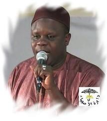 Ecoutez Doudou Kend Mbaye !