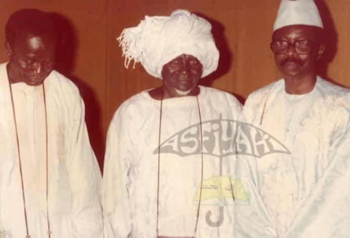 Ndiouga kébé - Serigne Abdou Lahat et Serigne Cheikh