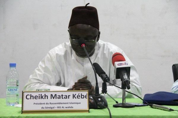 COMMUNIQUÉ : Le Rassemblement Islamique du Sénégal (RIS AL WAHDA) s'offusque contre le projet de L'UNESCO...