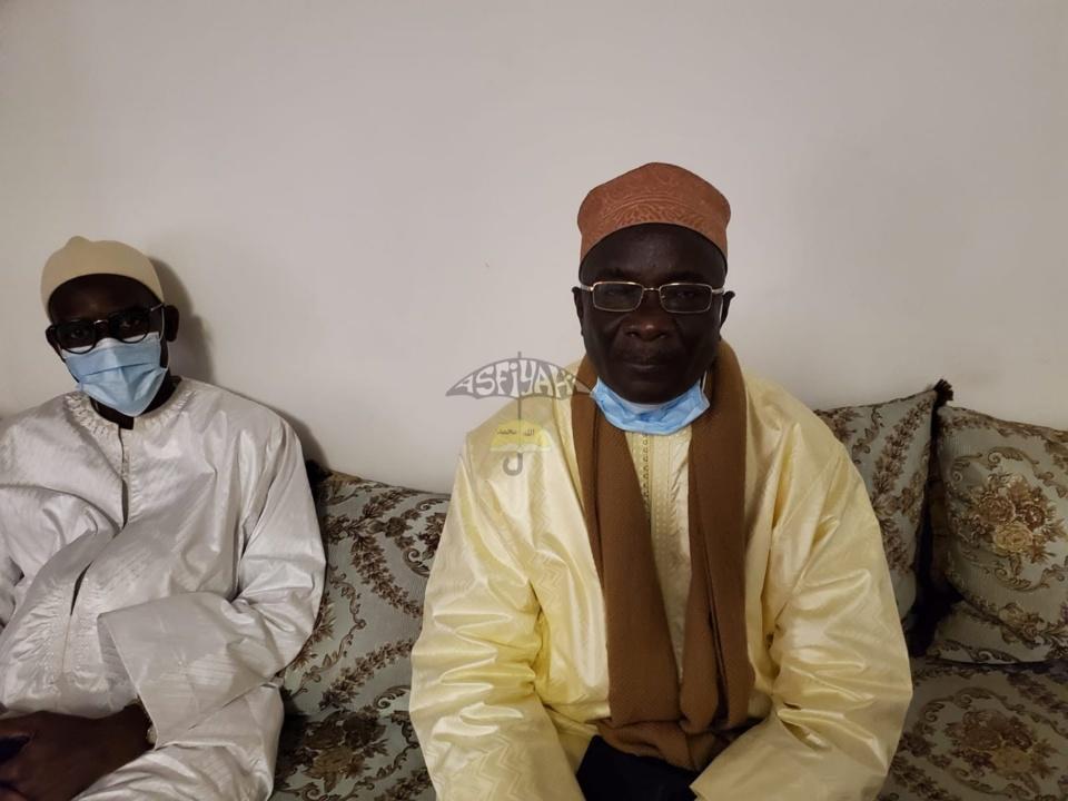 PHOTOS - TIVAOUANE - Visite d'une délégation du Roi Mohamed 6, conduite par Abdel Latif Beghdouri