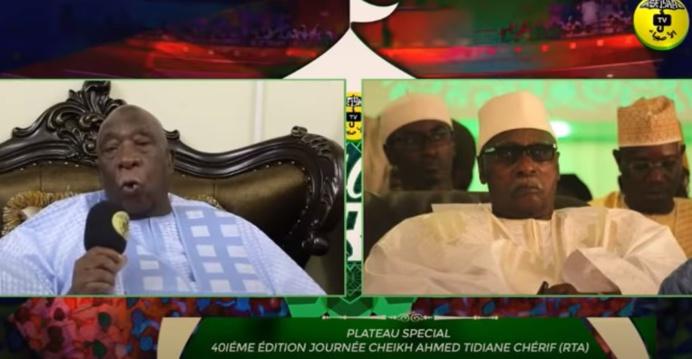Plateau Special - 40iéme Édition Journée Cheikh Ahmed Tidiane Cherif (rta) du Samedi 9 janvier 2021