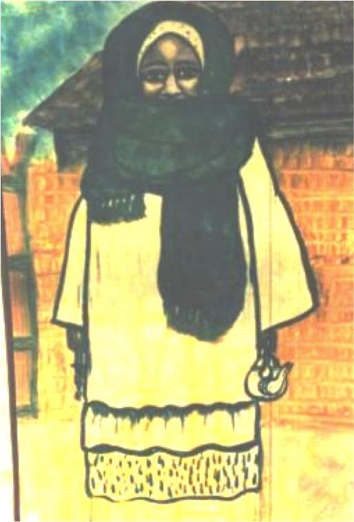MAGAL POROKHANE 2013 : Zoom sur Sokhna Mame Diarra Bousso , Mère du Mouridisme ! (VIDEO)