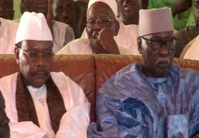 VIDEO - Les Conclusions de la Ziarra Generale 2013 - Par Serigne Mbaye Sy Mansour et Serigne Pape Malick Sy