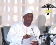 VIDEO GORÉE 2012 - Serigne Ahmed Sarr  : Lutte contre le Tabac (Cigarette), la solution par la voie Tidjane