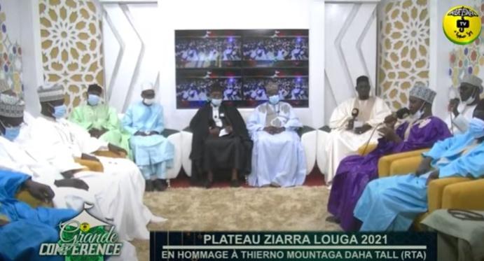 GRANDE CONFÉRENCE - Spécial - Ziarra Louga 2021 - En hommage à Thierno Mountaga Daha Tall