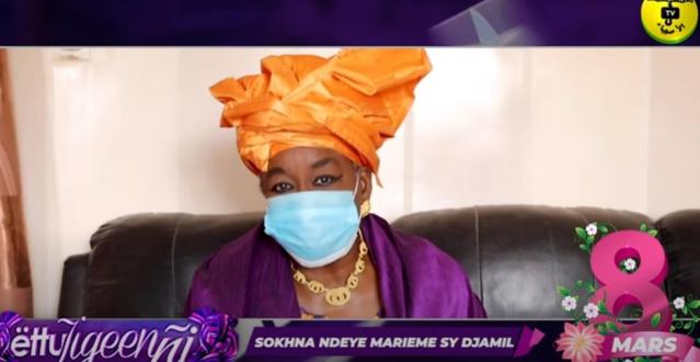 8 Mars avec Sokhna Ndeye Mariéme Sy Djamil - Femme, Islam et Développement