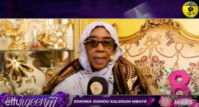 8 Mars avec Sokhna Kala Mbaye - Femme, Islam et Développement