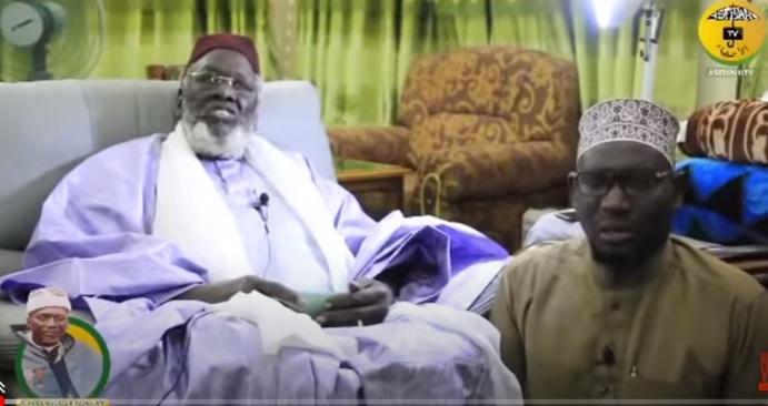 Asfiyahi TV en Direct: El Hadji Mansour Diop nous raconte El Hadji Mansour Sy (rta)