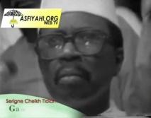 "EXCLUSIF ! GAMOU 1982 - Serigne Cheikh Tidiane Sy Al Maktoum reçoit les ""Soldats Baye Djamil"""