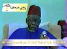 EXCLUSIF ! VIDEO : L'histoire de Diacksao Racontée par EL hadj Abdoul Aziz Sy Dabakh ( Gamou 1983 )