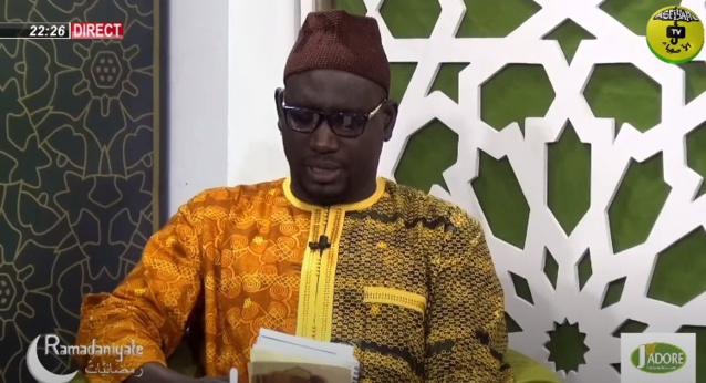 RAMADANIYATE DU 20 AVRIL 2021 - (07 KOOR) - Invite Serigne Cheikh Kebe Theme: Le Divorce (Fassé)