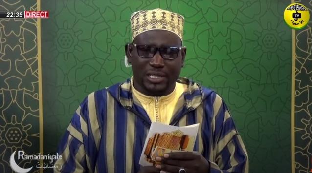 RAMADANIYATE DU 21 AVRIL 2021 Invite Serigne Cheikh T. Tall Pr Djiby Diakhate Theme: Le voisinage