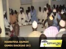 VIDEO - Hadratoul Djumah - Gamou Diaksao 2012