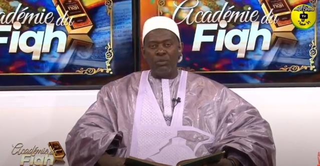 Acadèmie du Fiqh du 23 Mai 2021 par Oustaz Lamine Samb Thème: L'Imamat