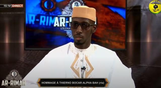 AR-RIMAH DU LUNDI 14 JUIN 2021 PAR TAFSIR HAMIDOU WELE INVITE: IMAM ZENOUL ABIDINE BAH THEME: HOM...