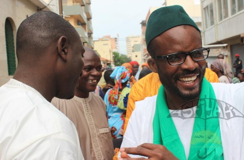 PHOTOS - Prière Aïd El Fitr (Korité) à la Zawiya El Hadj Malick Sy de Dakar