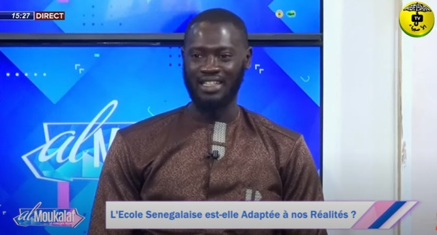 AL MOUKALAF DU DIMANCHE 08 AOUT 2021THEME;L'Ecole Senegalaise est-elle Adaptée à nos Réalités ?