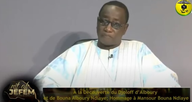 NIT AK JËFËM du 25 Aout 2021 - Théme: Alboury Ndiaye, Bouna Alboury et Mansour Bouna Ndiaye