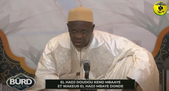 BURD 2021 - Doudou Kend Mbaye - Chapitre 4: La Naissance du Prophète (saw)