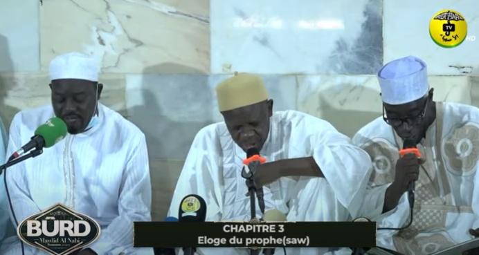TIVAOUANE - BURD 2021 - Chapitre 3 - Doudou Kend et Abdou Aziz Mbaye