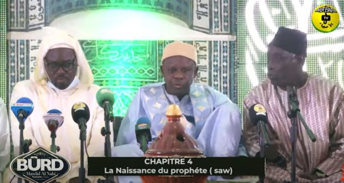 TIVAOUANE - BURD 2021 - Chapitre 4 - Doudou Kend et Abdou Aziz Mbaye