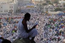 1,5 million de musulmans sur le Mont Arafat , ce Lundi 14 Octobre 2013