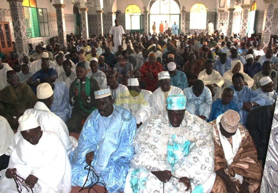 PHOTOS TABASKI 2013 - Les Images de la Prière de l'Aïd El Kébir à la Zawiya El Hadj Malick Sy de Dakar