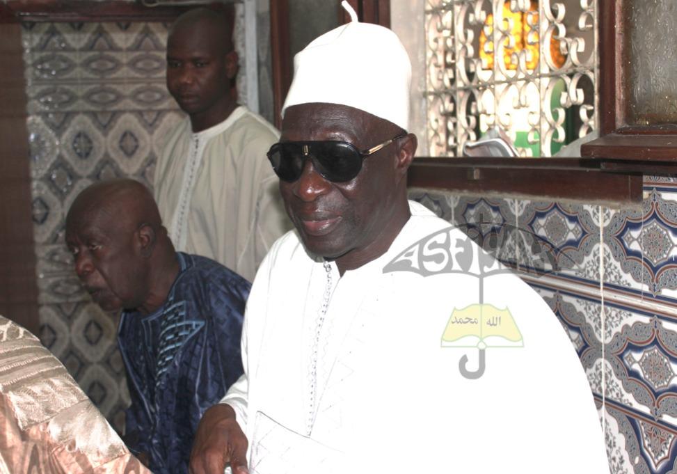 El Hadj Malick Sy Souris Ancien President de la Federation Senegalaise de Football