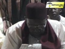 VIDEO - BOURDE 2014 TIVAOUANE - Mosquée Serigne Babacar Sy (rta) - Chapitre 3