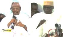 VIDEO - GAMOU 2014 - Serigne Pape Malick Sy et Serigne Mbaye Sy Mansour - Grande Mosquée El hadj Malick Sy